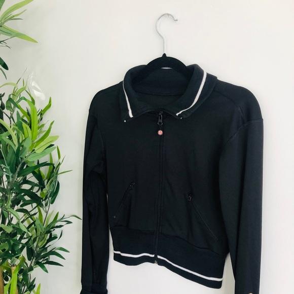 Lululemon collar jacket